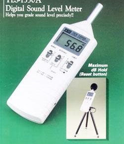 TES1350A音量计